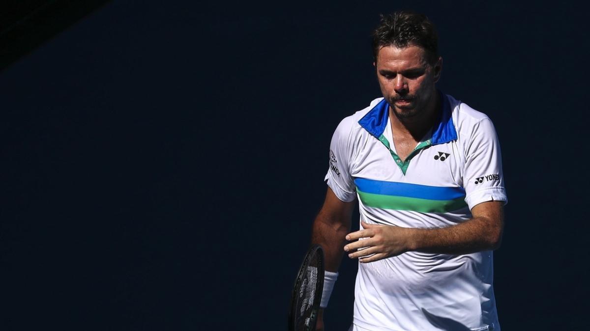 Stan Wawrinka, Roland Garros'tan sonra Wimbledon'da da yok