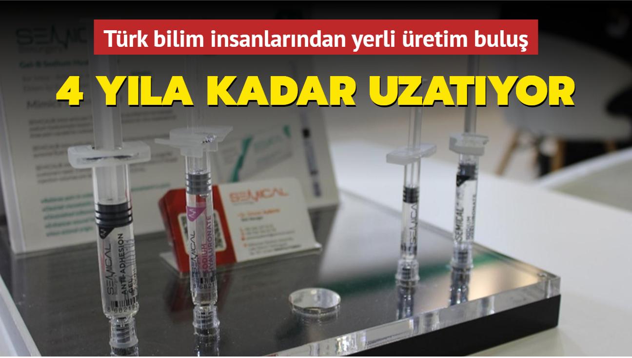 Türk bilim insanları, kıkırdak hasarını önleyen eklem içi enjeksiyonu geliştirdi