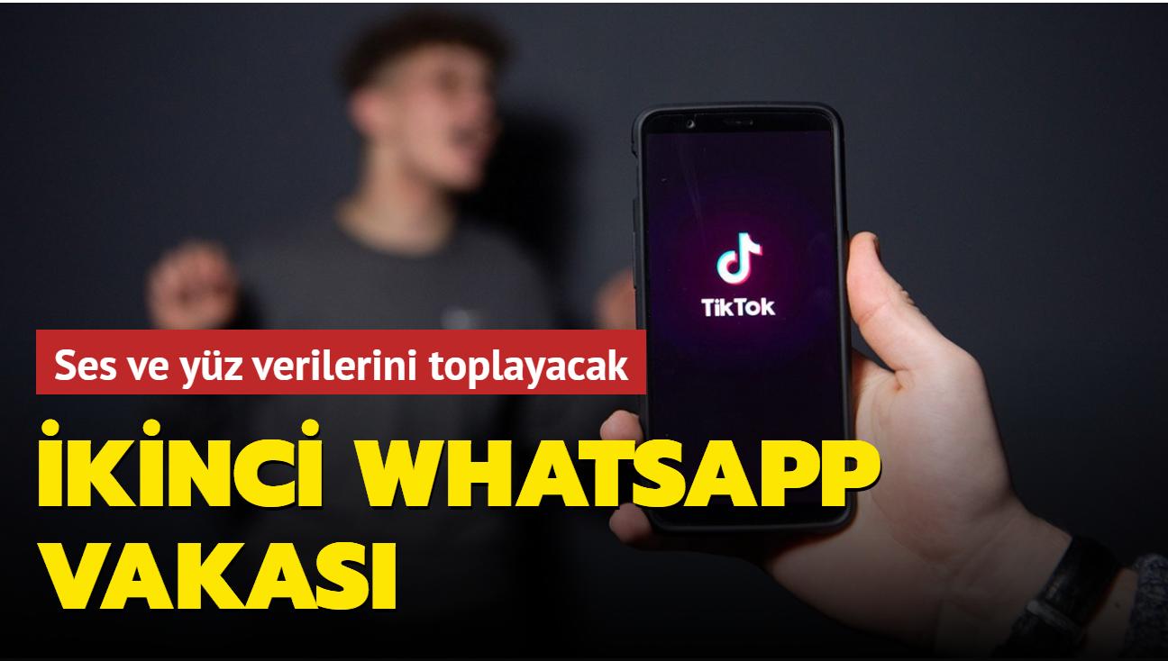 TikTok'un yeni gizlilik sözleşmesi güvenlik nedeniyle eleştiri yağmuruna tutuldu