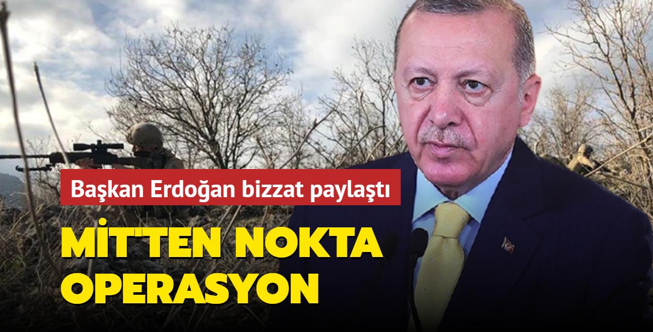 Son dakika haberi: Terör örgütü PKK'nın üst düzey yöneticisi Selman Bozkır etkisiz hale getirildi