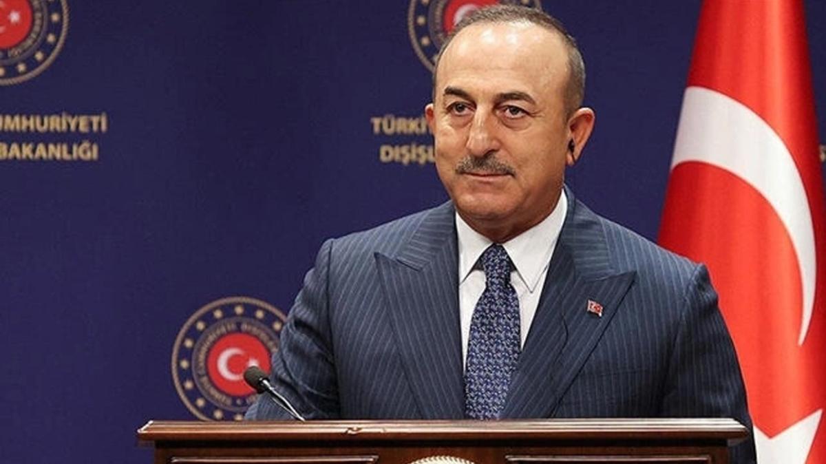 Bakan Çavuşoğlu, 6-7 Haziran'da Fransa'yı ziyaret edecek