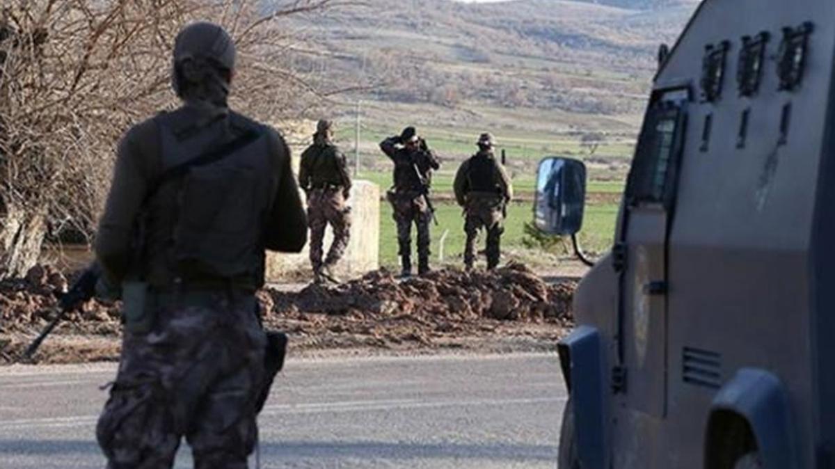 Bitlis kırsalında terörist temizliği