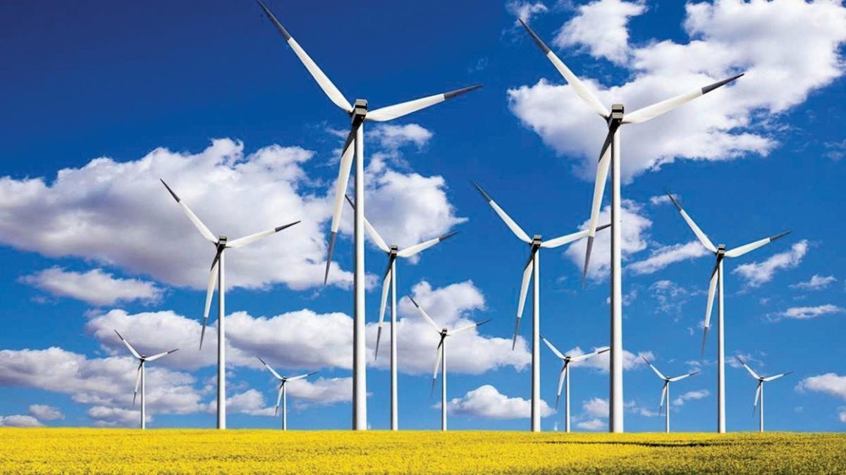 Rüzgar gülü motorları artık yerli üretilebilecek