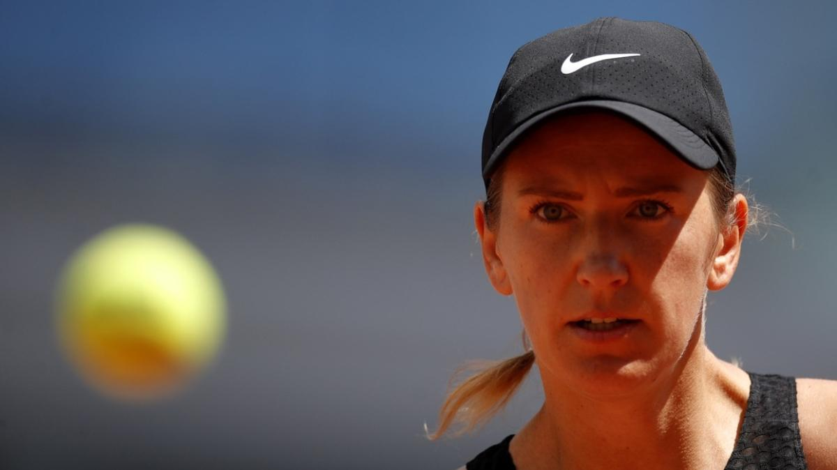 Victoria Azarenka, Roland Garros'un 4. turunda elendi