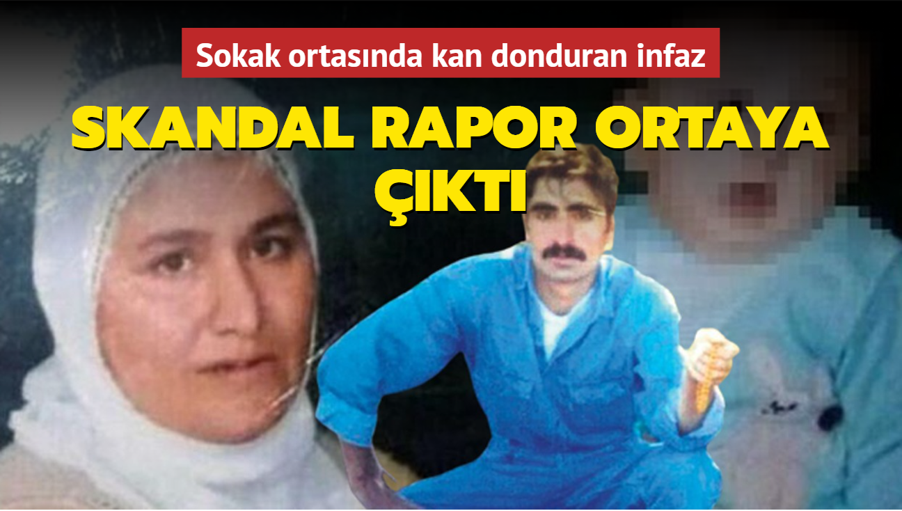 Skandal rapor ortaya çıktı! Sokak ortasında kan donduran infaz
