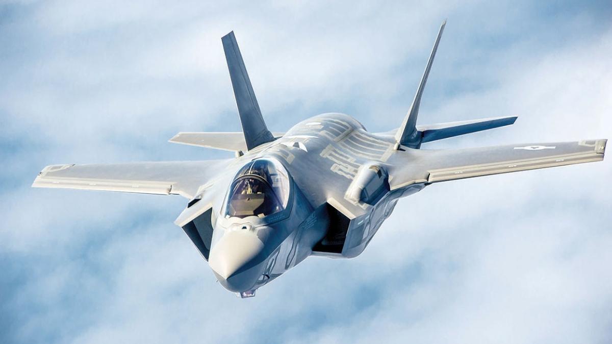 ABD, F-35'leri artık istemiyor!
