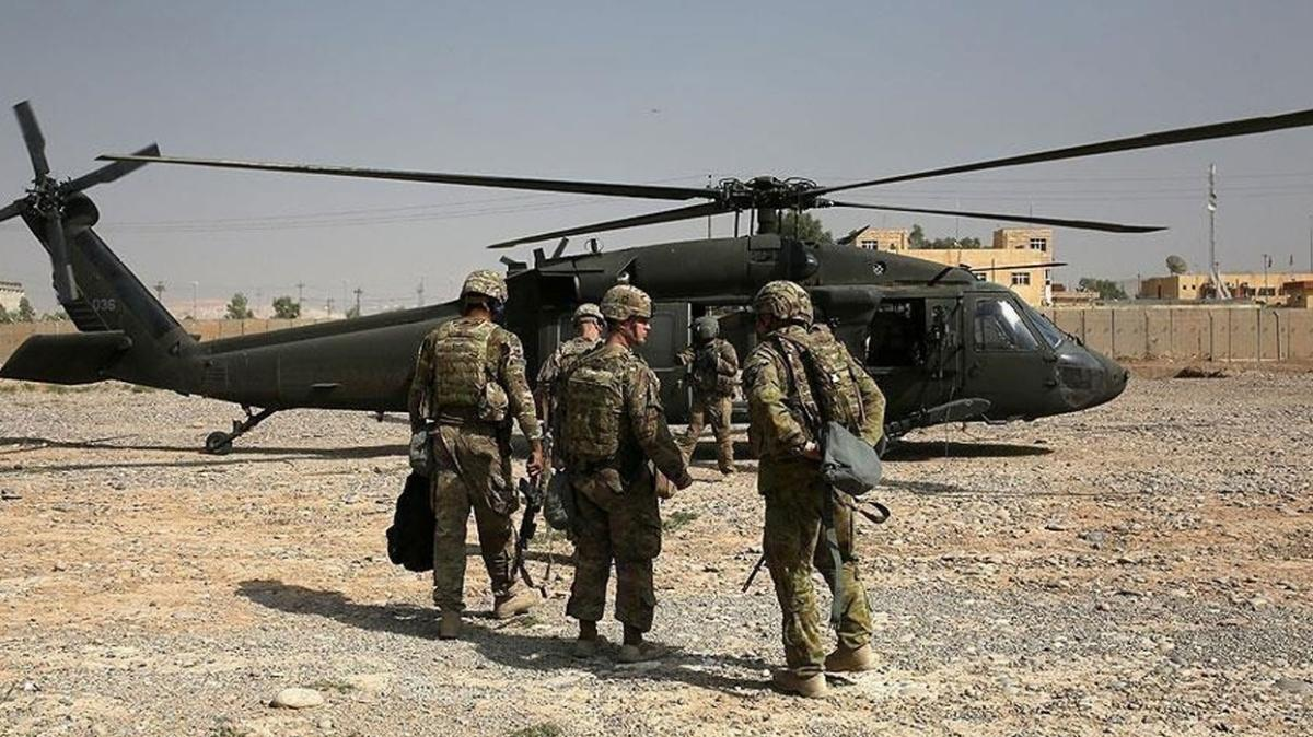 """ABD'den Afganistan açıklaması: """"Çekilme yarı yarıya tamamlandı"""""""