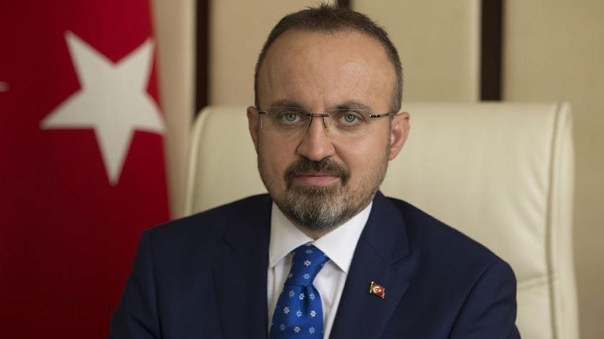 AK Parti Grup Başkan Vekili Turan: Erken seçim çağrısı iyi niyetli değil