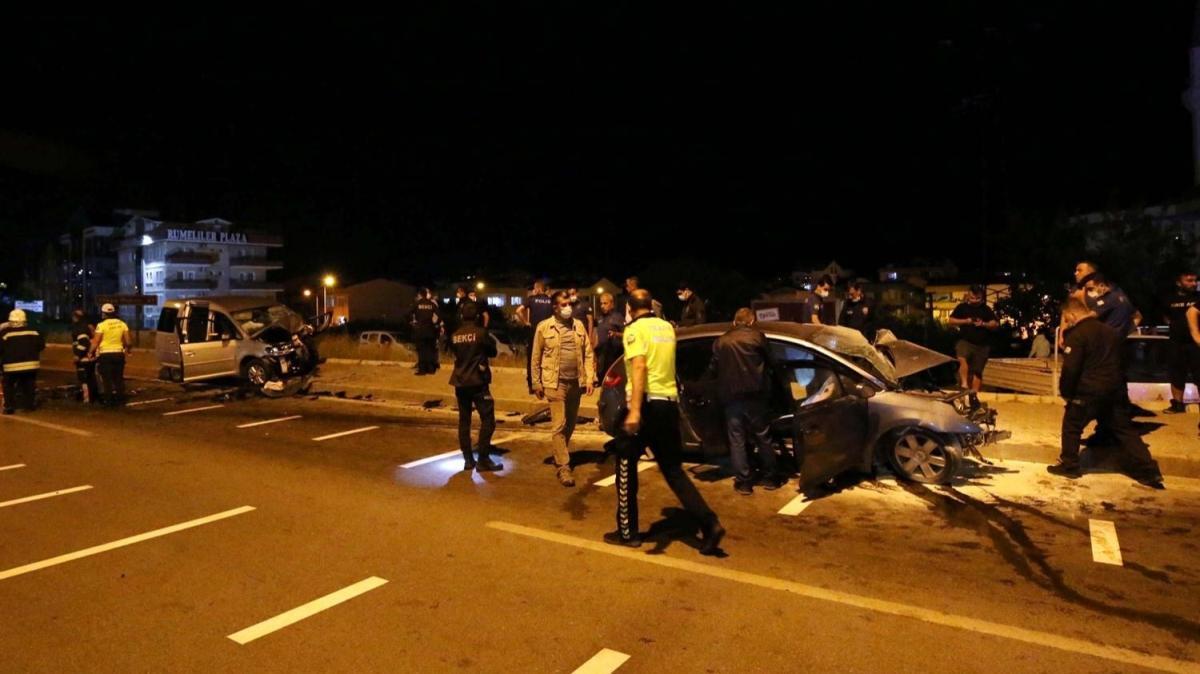 Çanakkale'de facia: 1 astsubay hayatını kaybetti, görev başındaki 1 polis şehit oldu