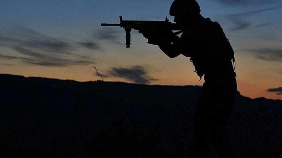 İçişleri Bakanlığı: Eren 13 Operasyonu kapsamında 1 terörist etkisiz hale getirildi