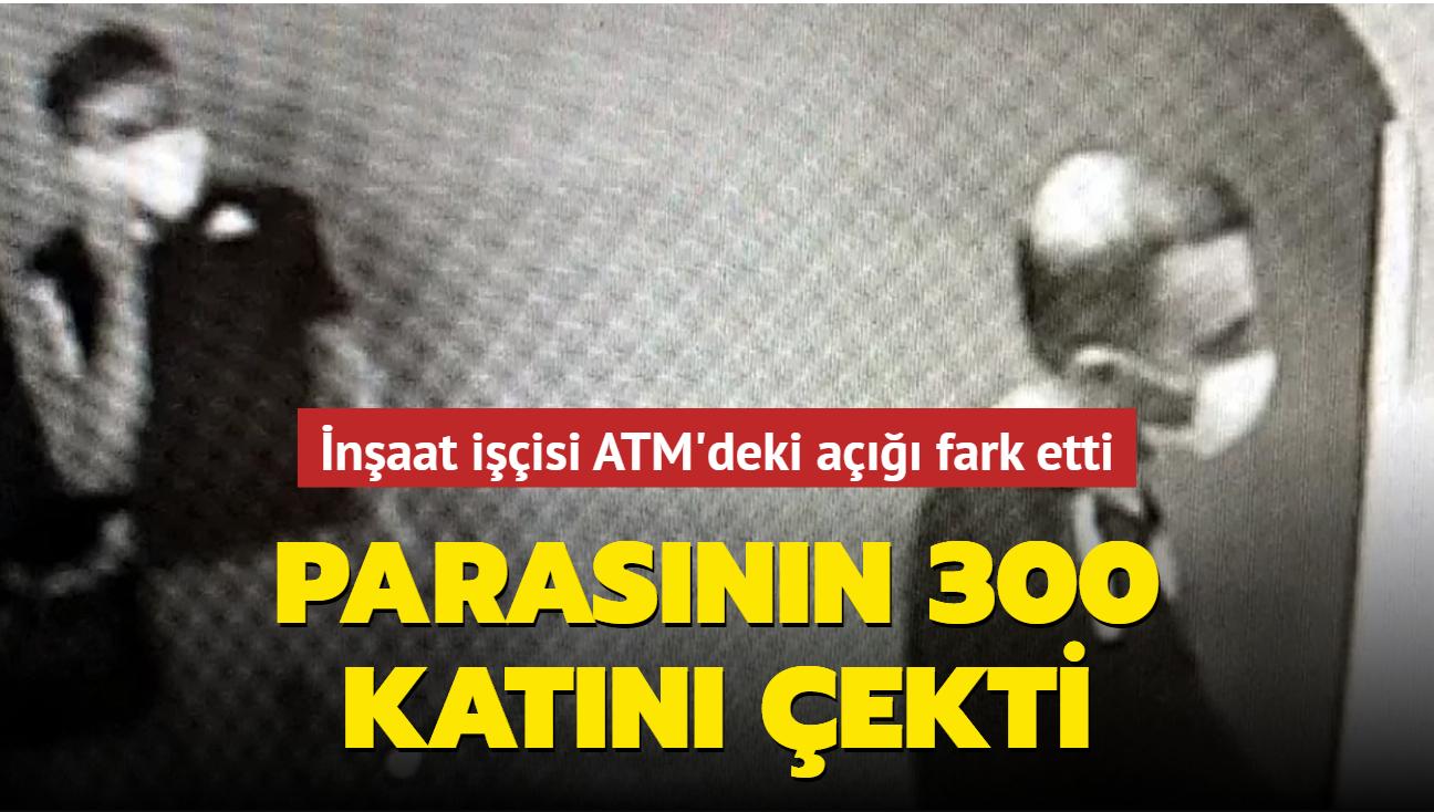 Diyarbakır'da inşaat işçileri ATM'deki açığı fark etti: 2 bin TL yerine 625 bin TL çekti
