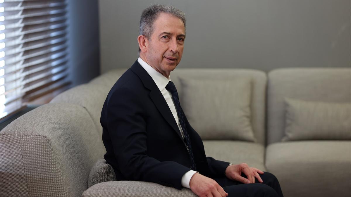 Galatasaray Başkan adayı Metin Öztürk AKŞAM'a konuştu: Fatih Terim 3 yıl hoca, sonrasında başkan olabilir
