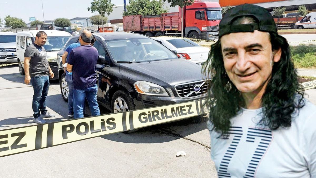 Murat Kekilli'ye hırsızlık şoku
