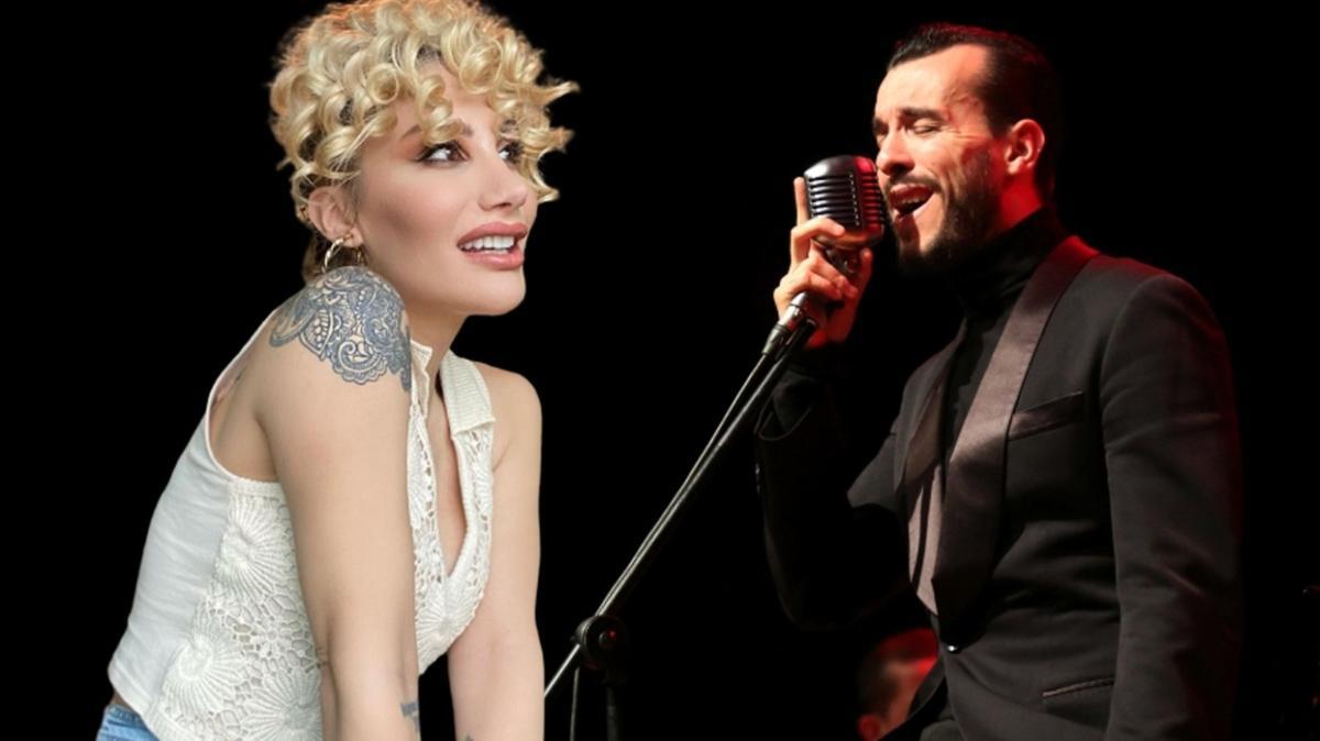 Ünlü şarkıcı İrem Derici ve Cem Adrian KampüsFest Online Festivali'nde sahne alacak