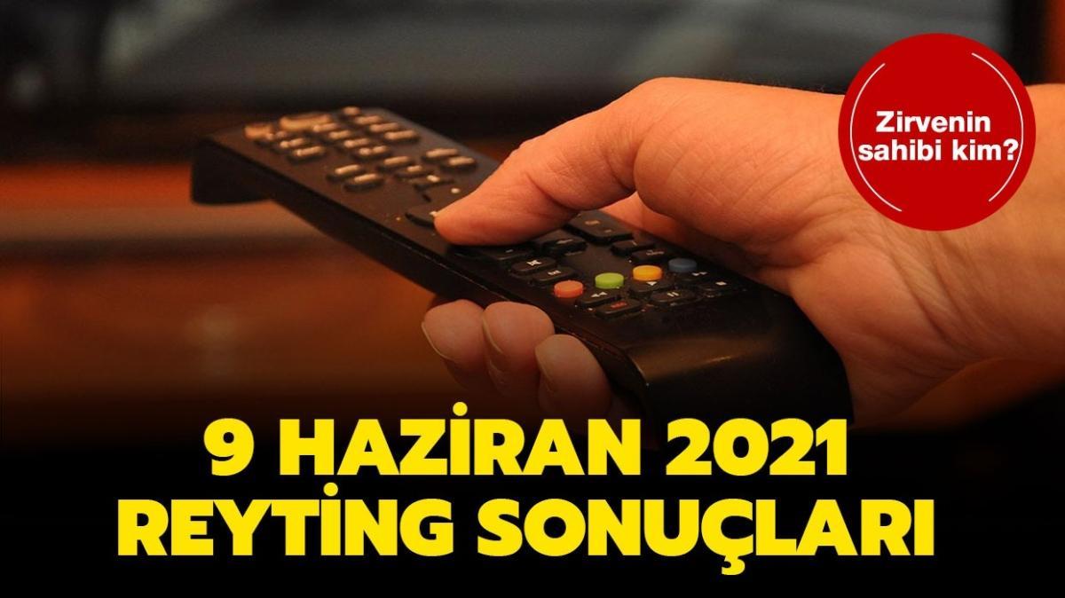 9 Haziran 2021 reyting sonuçları açıklandı! Kuruluş Osman, Cam Tavanlar, Sen Çal Kapımı reyting sıralaması!