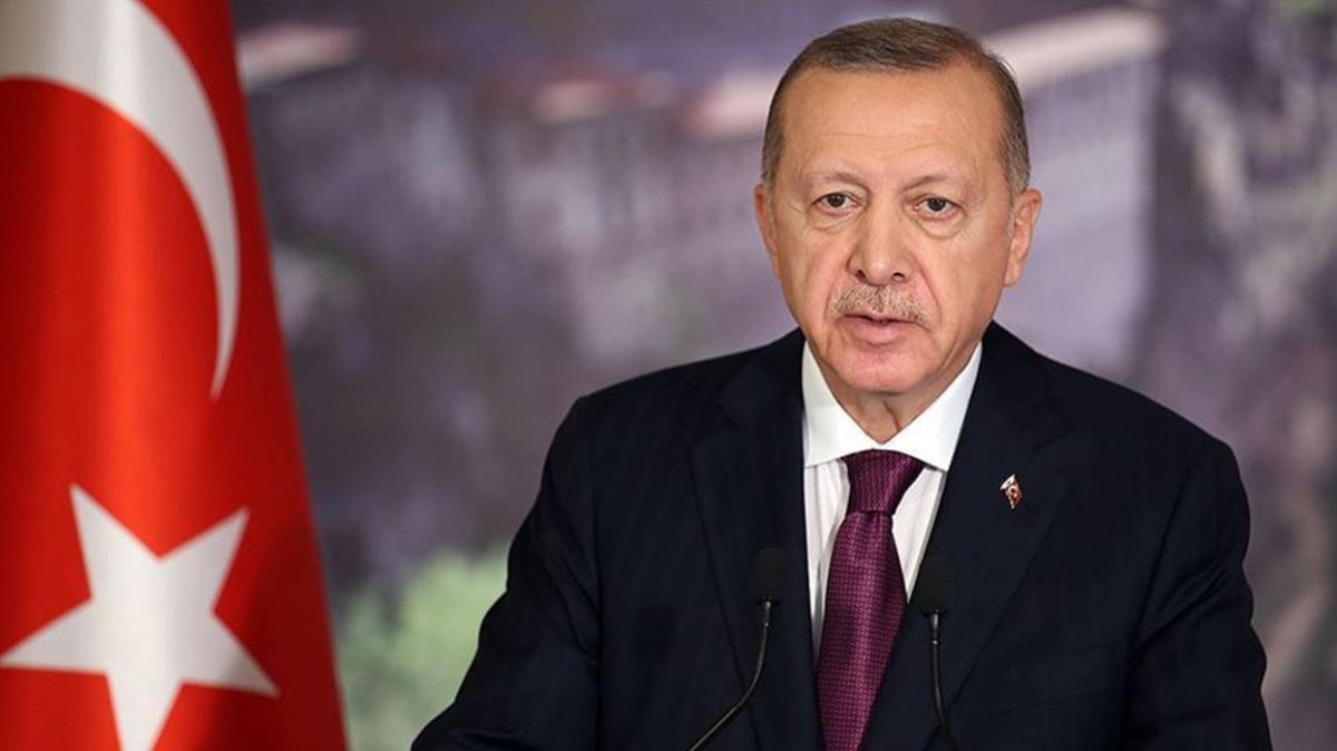 Başkan Erdoğan'dan Aybüke Yalçın paylaşımı