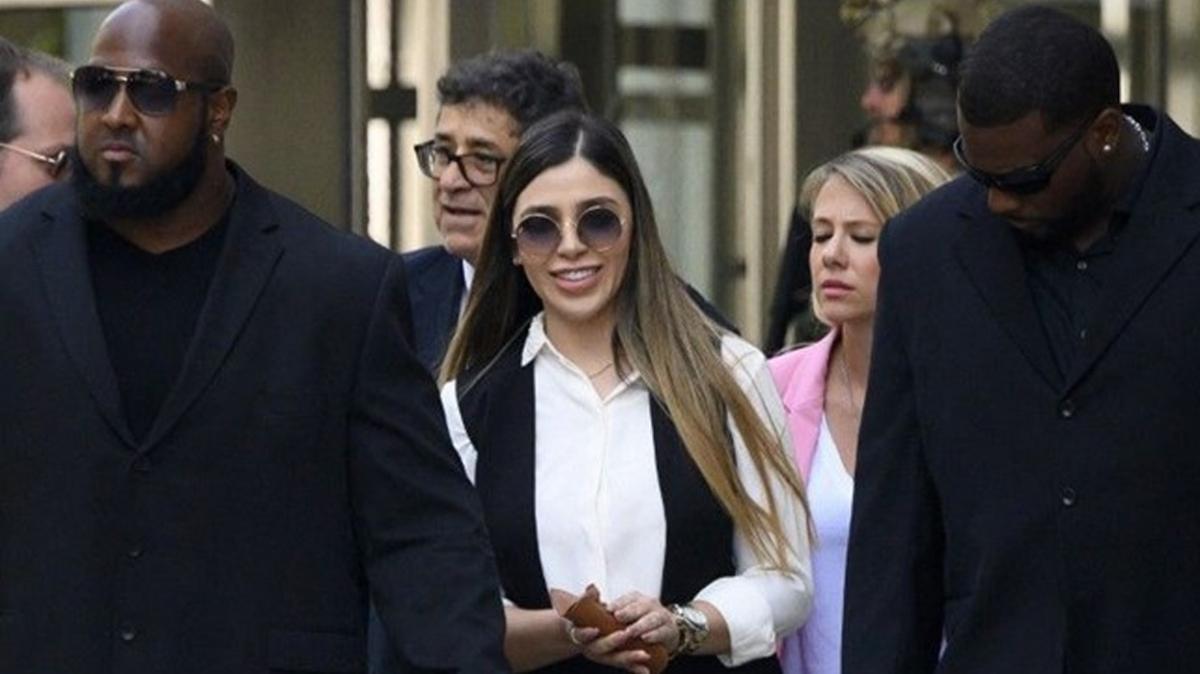 'El Chapo'nun eşi, suçlamaları kabul edecek