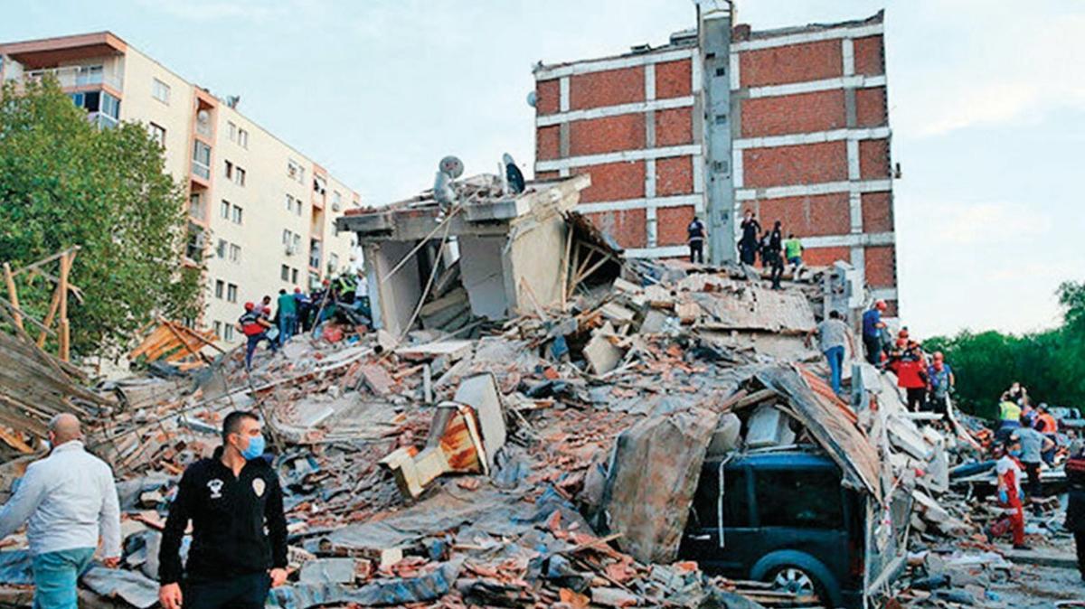 İzmir depremi için dava