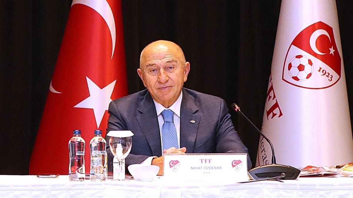 Nihat Özdemir'den bir seyirci açıklaması daha geldi