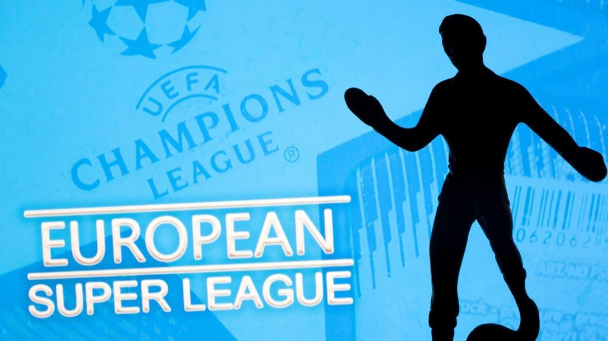 Premier Lig yönetiminden 6 İngiliz ekibine Avrupa Süper Ligi cezası