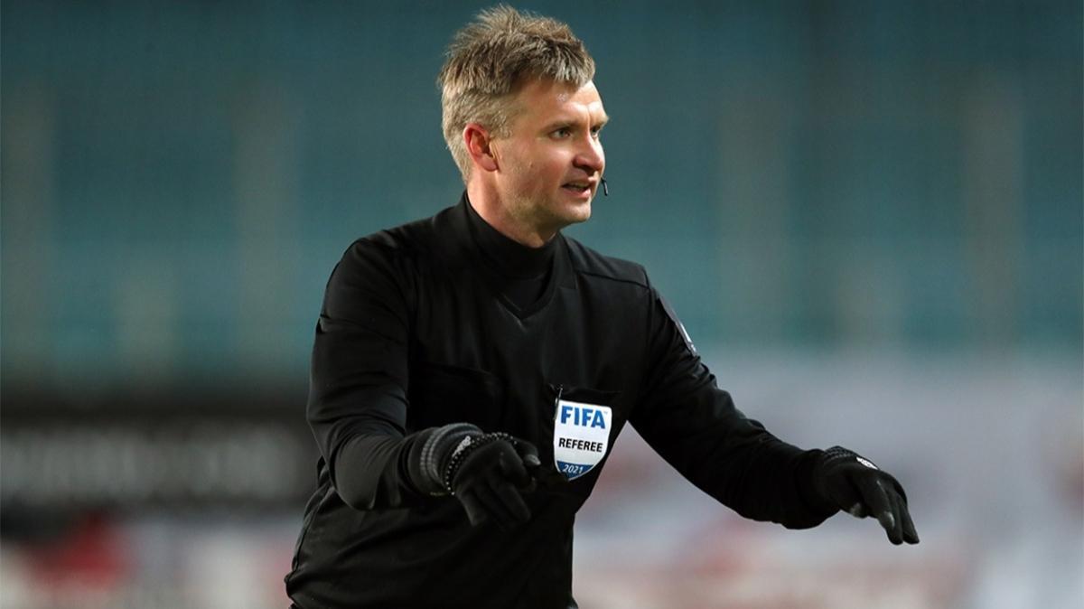 Rus hakem Sergey Lapochkin'e tarihi ceza: 10 yıl futboldan men