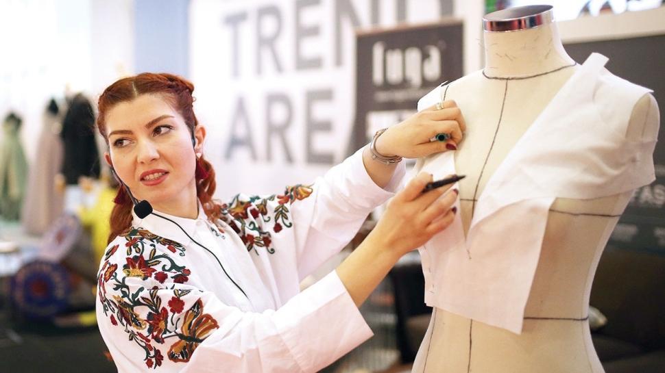 IF Moda Expo Fuarı bir yıl açık kalacak