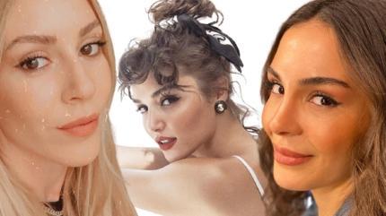 Eyeliner hangi ünlüye daha çok yakışıyor?
