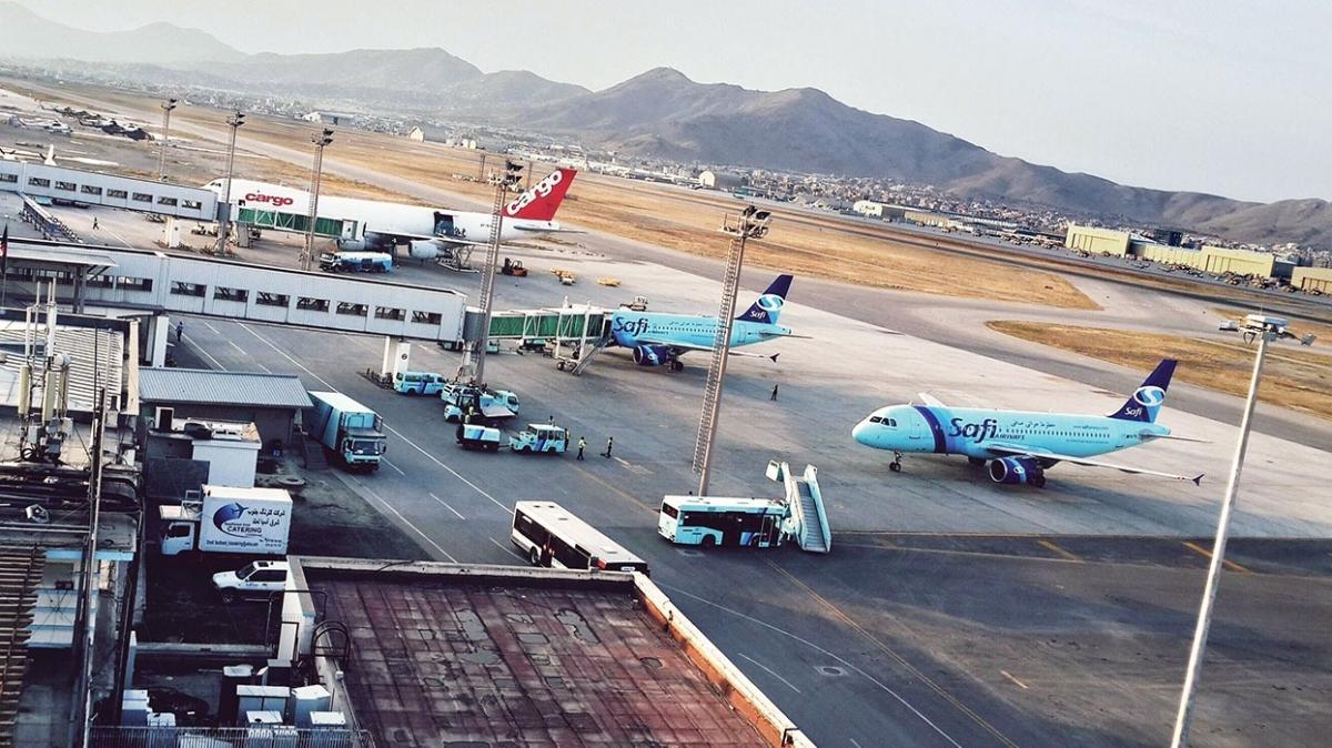 Pentagon: Kabil'de havalimanı için Türkiye ile görüşüyoruz