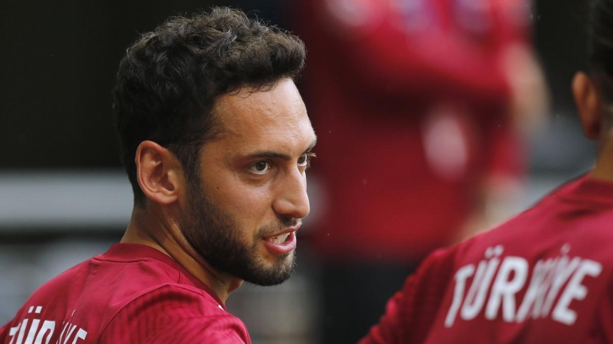 Hakan Çalhanoğlu iddialı: Bu maçı, bugünü bekledik