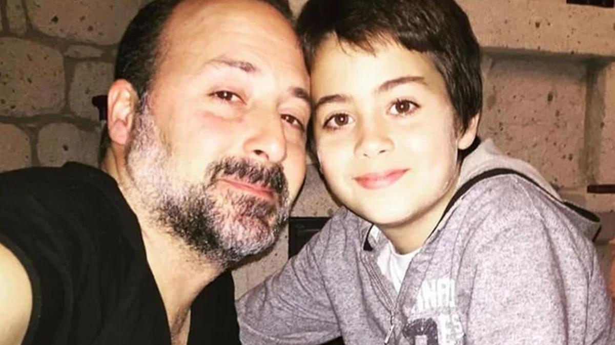 Tolga Çevik'in oğlunu görenler inanamadı! Son hali şaşırttı