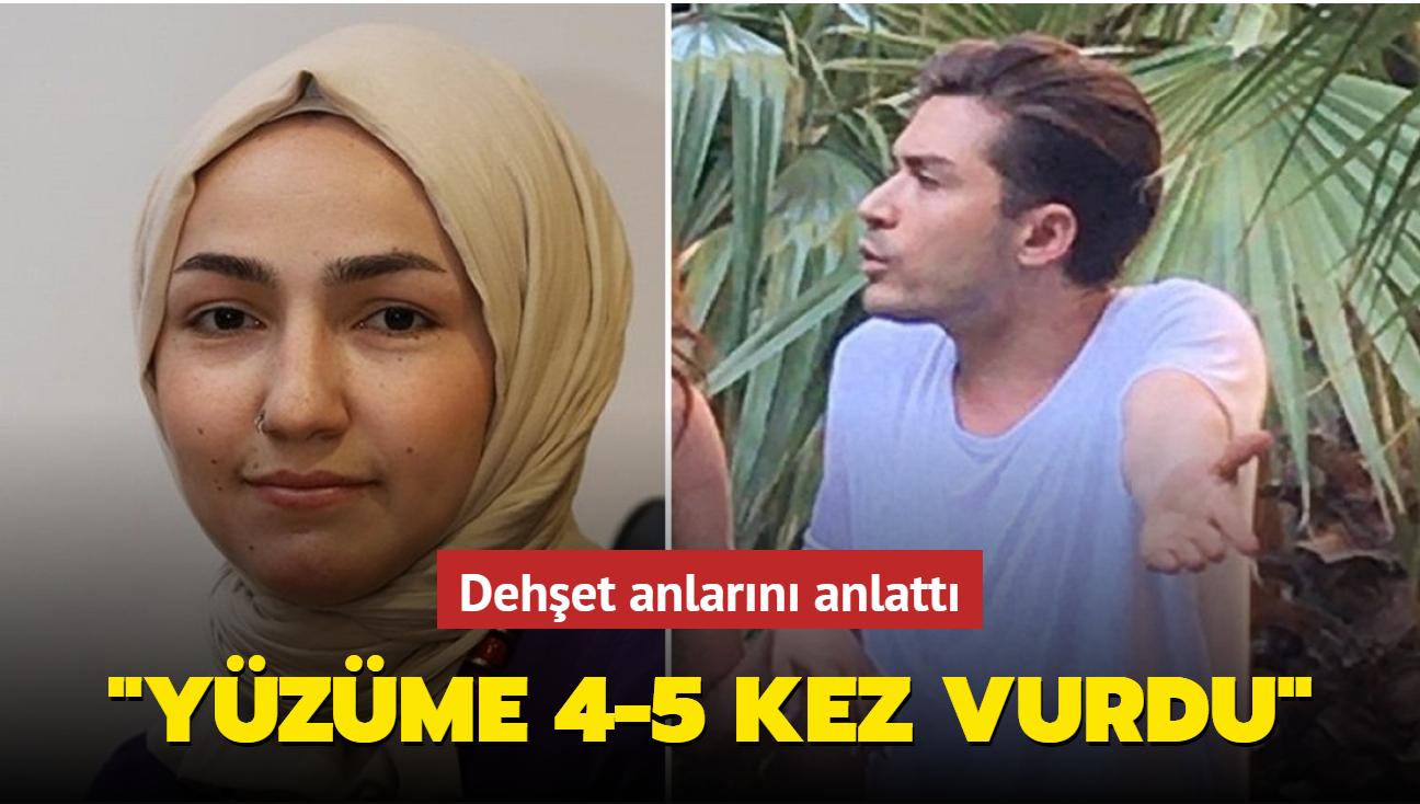 Neşe Nur Akkaya dehşet anlarını ifadesinde anlattı