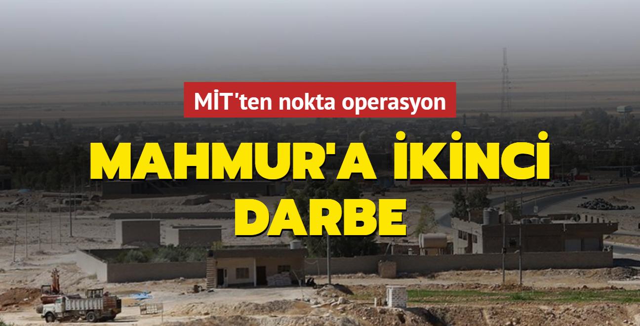 Son dakika haberi: PKK'nın kırmızı bültenle aranan Mahmur sorumlusu etkisiz hale getirildi