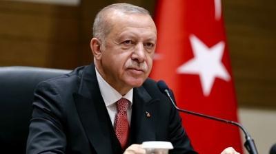 Başkan Erdoğan: Görüşme talebi Macron'dan