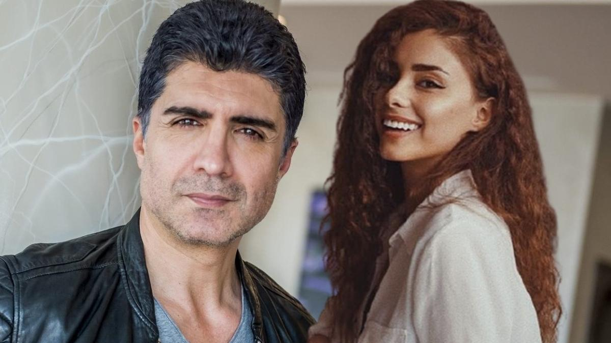 23 yaş küçük sevgilisine aşkını ilan etmişti... Özcan Deniz ve Samar Dadgar ilk kez görüntülendi