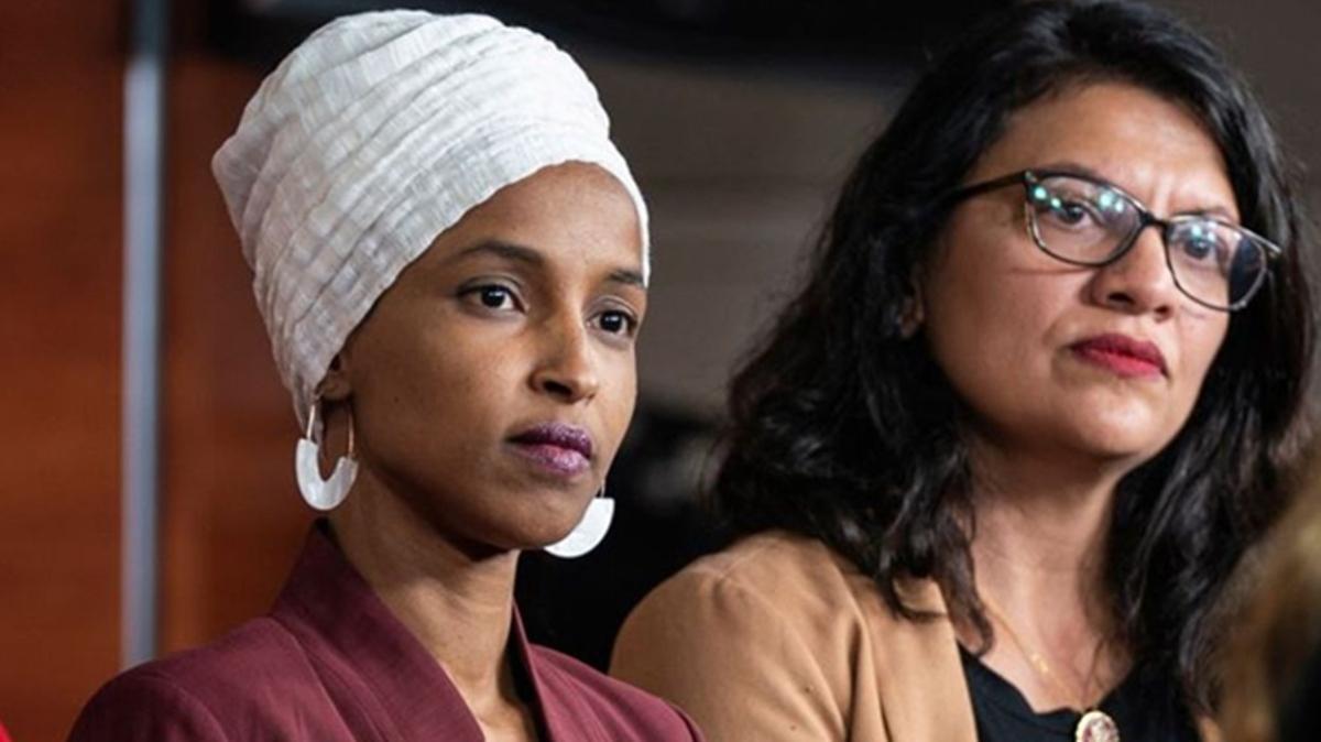 ABD'li vekil Tlaib: Kongredeki Müslüman kadınlar için ifade özgürlüğü yok