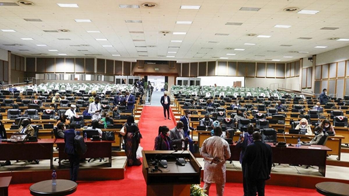Afrika Parlamentosu'ndan AP'ye çağrı: Fas-İspanya krizine müdahale etme