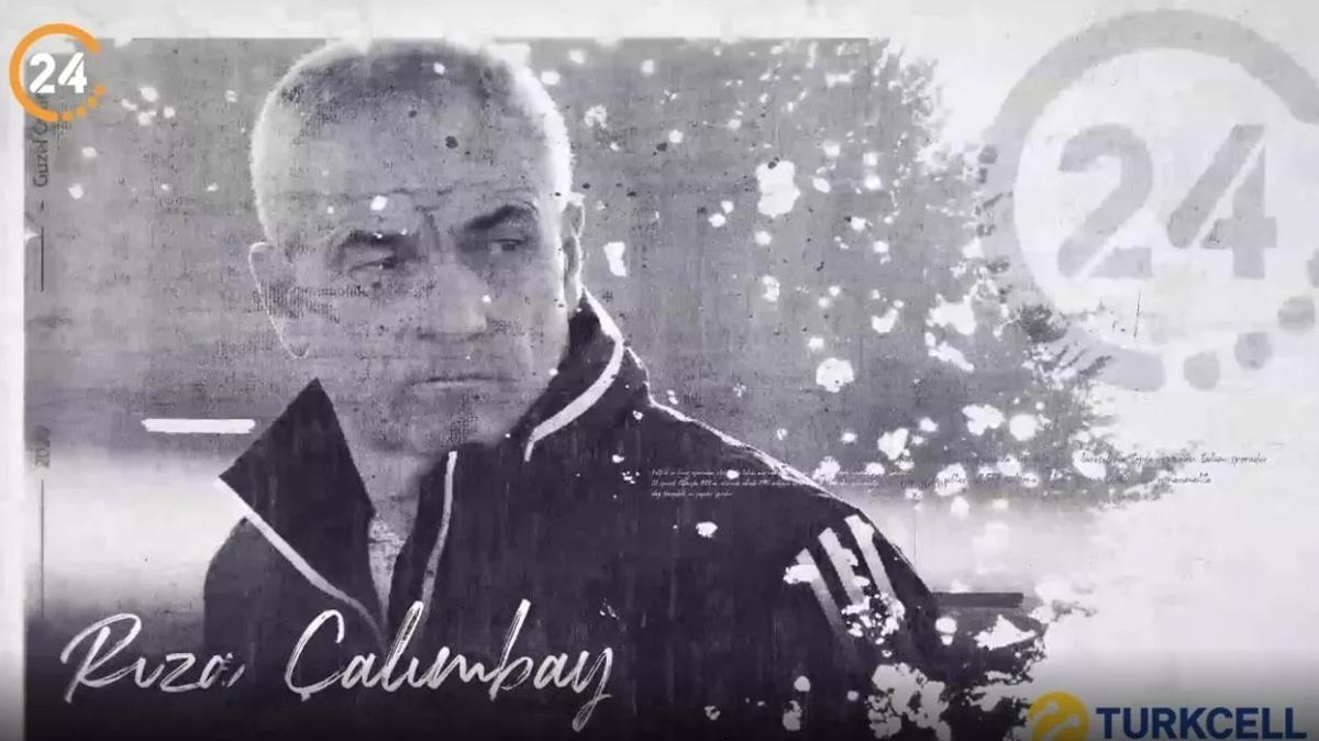 Beşiktaş'ın efsane ismi Rıza Çalımbay'ın Hayat Hikayesi Güzel Oyun'da