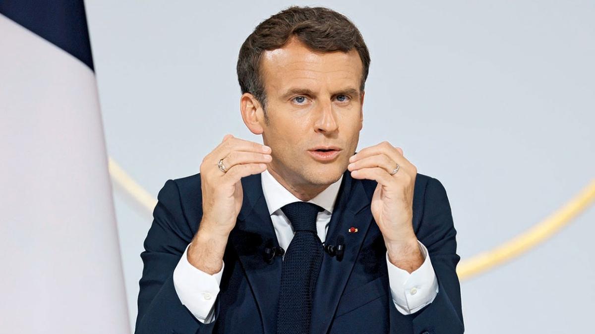 Fransa Cumhurbaşkanı Macron: Erdoğan ile NATO Zirvesi öncesi görüşeceğiz