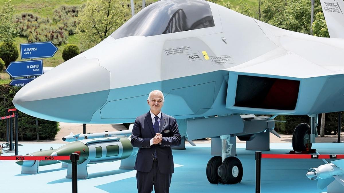 Milli savaş uçağı için teknolojik seferberlik