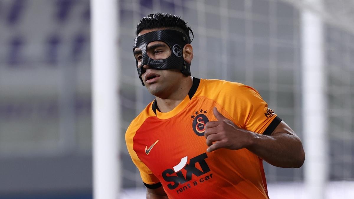 Radamel Falcao Kolombiya'nın Copa America kadrosuna alınmadı