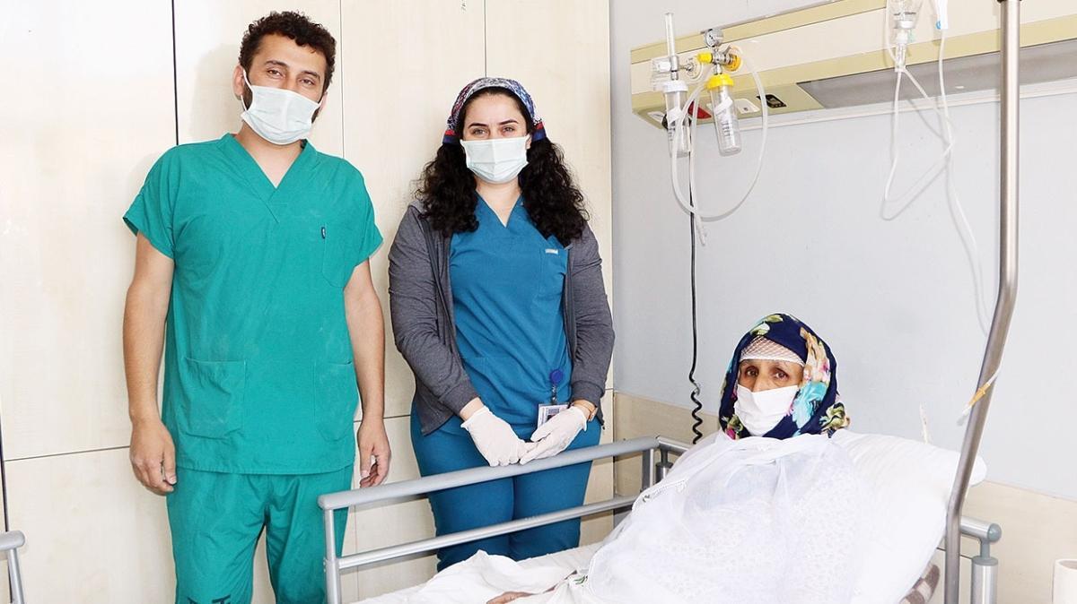 'Uyanık beyin'le tümörden kurtuldu