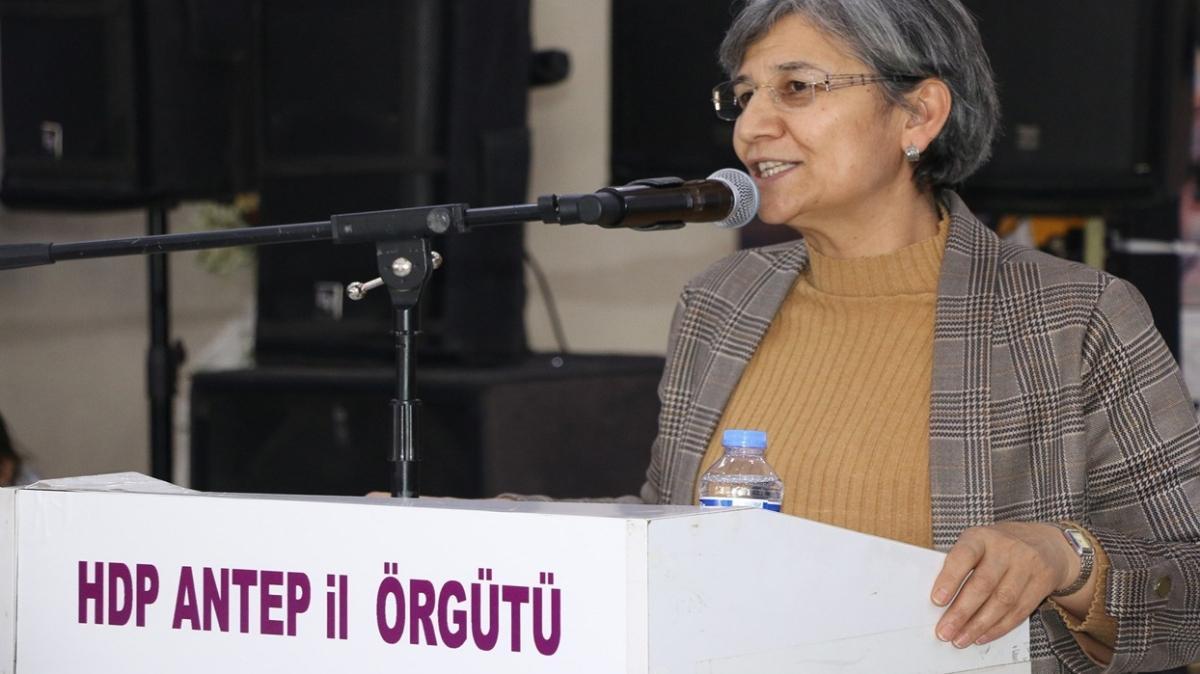 Vekilliği düşürülmüştü: HDP'li Leyla Güven'in hapis cezası onandı