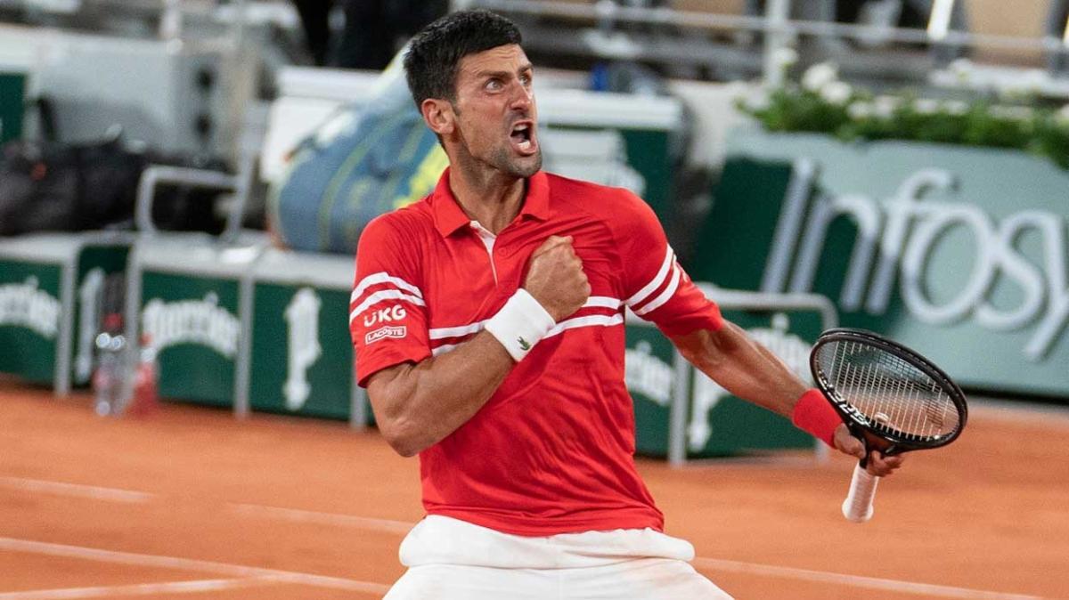 Nadal'ı eleyen Djokovic, finalde Tsitsipas'ın rakibi oldu
