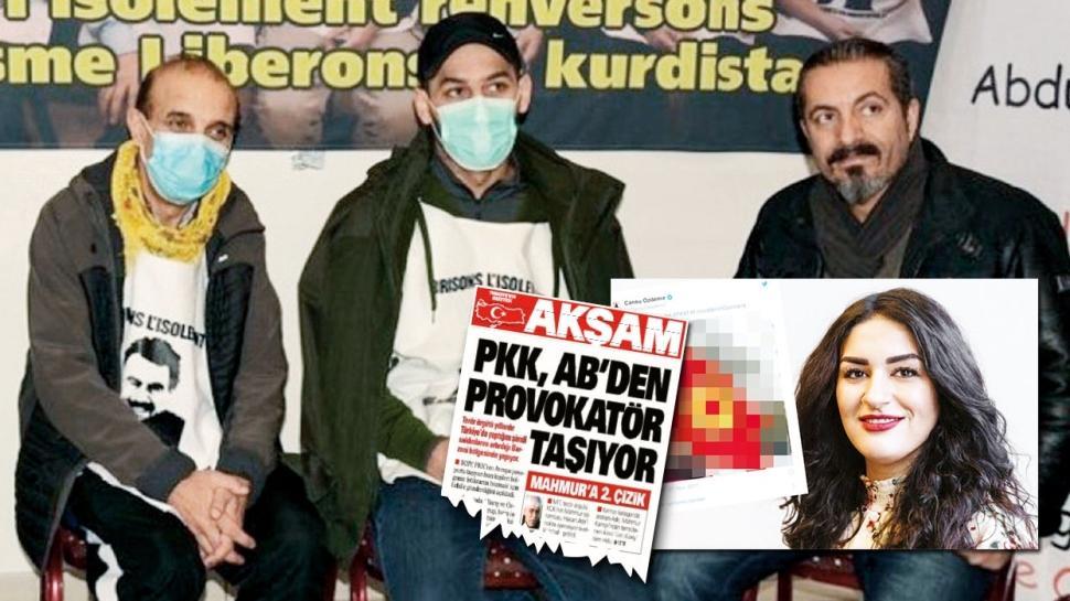 Berlin PKK'nın provokatörlerine geçit vermedi