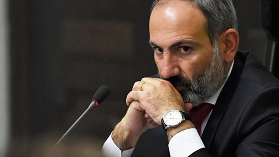 Paşinyan'dan Azerbaycan itirafı: Haritayı verdi