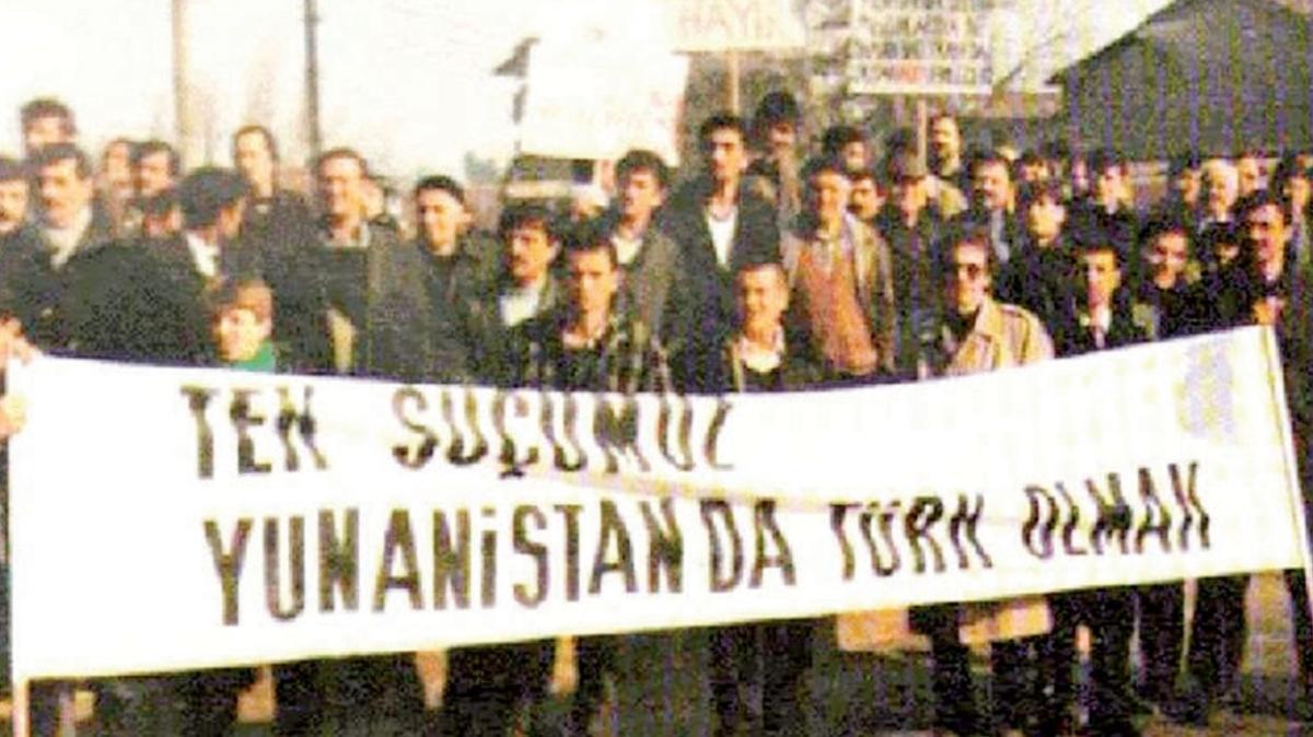 AİHM'den Atina'ya uyarı: Azınlıklara haklarını ver
