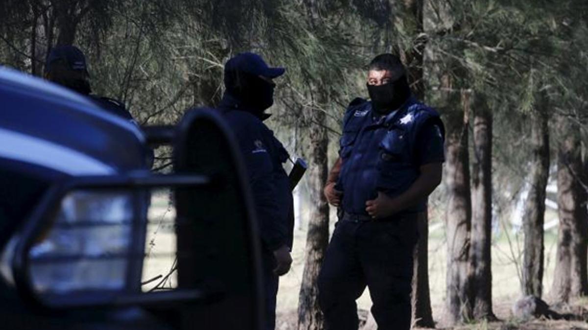 Meksika'da bir şüphelinin evinden binlerce kemik parçası çıktı