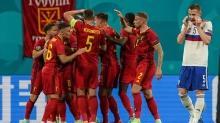 Belçika'dan EURO 2020'ye müthiş başlangıç: 3-0