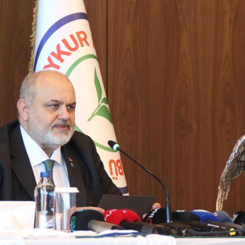 Rizespor'da Tahir Kıran başkanlığa adaylığını koydu
