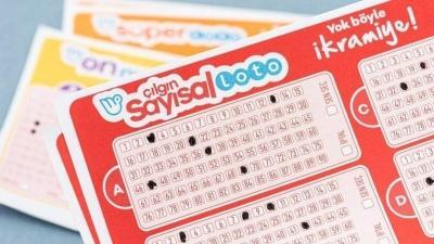 Çılgın Sayısal Loto çekilişi 14 Haziran Milli Piyango sonucu! Çılgın Sayısal Loto çekilişi bilet sonucu, kazandıran numaralar burada!